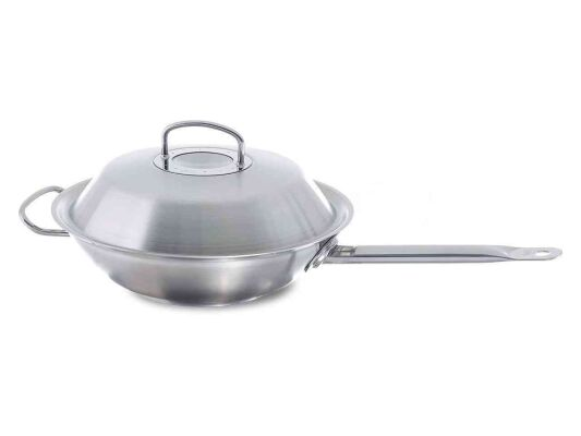 WOK LONACA S RUČKOM FISSLER PROFI COLLECTION 30 cm 4,1 l picture