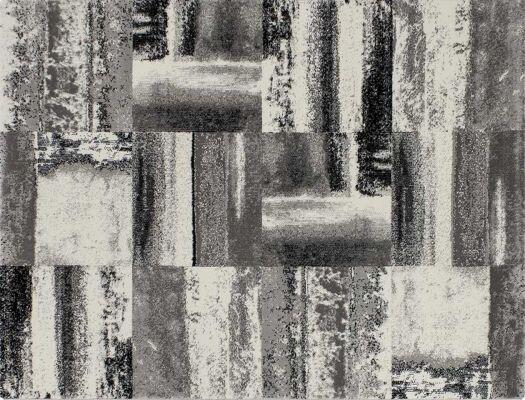 STROJNI TEPIH ELITE SIYAH / A GRI 120x170 cm 195388 picture